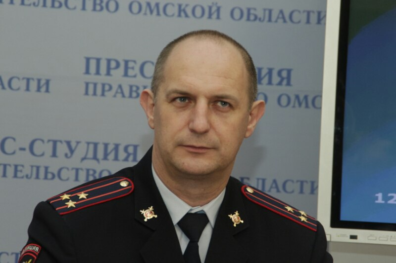 Путин присвоил главному полицейскому Омской области звание генерал-майора #Омск #Общество #Сегодня