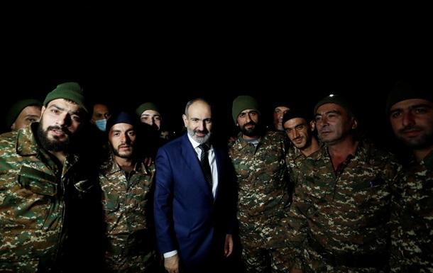 Азербайджан передал Армении 15 военнопленных