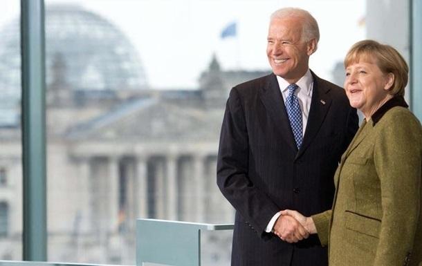 Меркель и Байден на саммите G7 обсудили СП-2