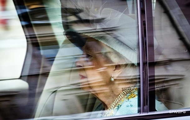 В Виндзоре прошел парад к официальному дню рождения Елизаветы II
