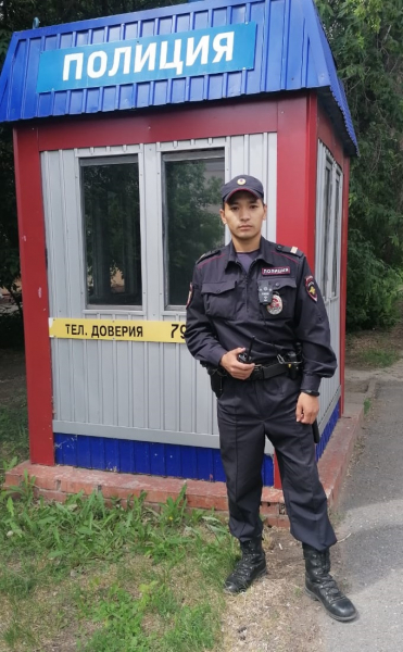 Омский полицейский пошел за продуктами и задержал грабителя #Омск #Общество #Сегодня