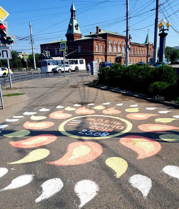 Лайфхак: как омичи справляются с летним зноем #Новости #Общество #Омск
