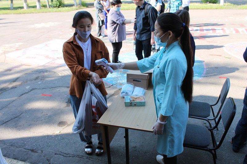 Минпросвещения РФ не будет отменять ЕГЭ из-за вспышки коронавируса #Новости #Общество #Омск