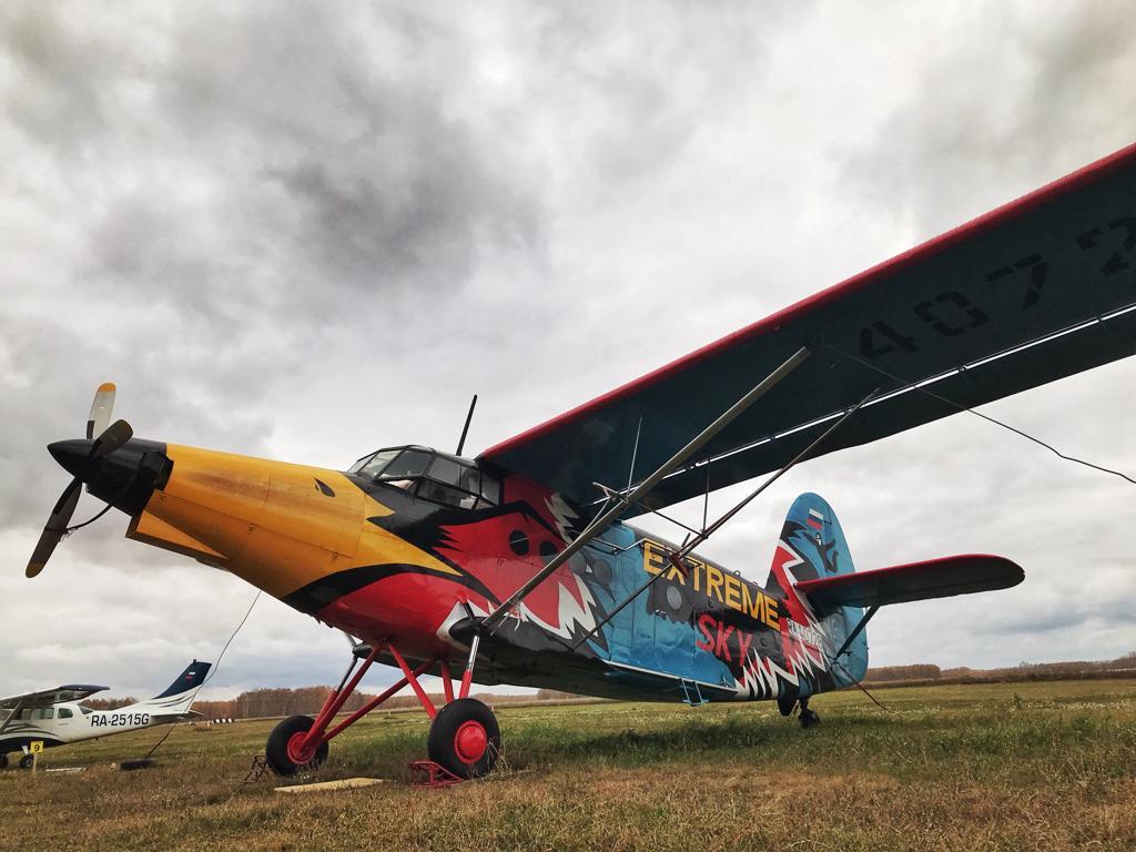 Омский пилот заплатит 130 тысяч за небезопасные полеты #Новости #Общество #Омск