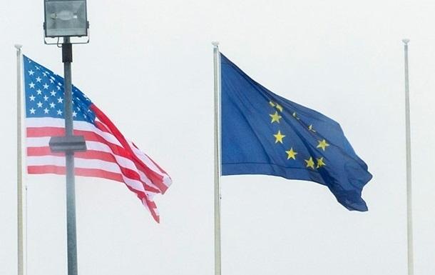 США и ЕС создадут диалог в отношении России