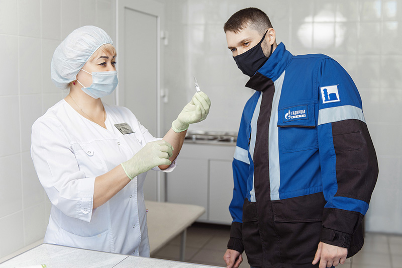 Более 80 % сотрудников ОНПЗ имеют иммунитет к ковиду #Новости #Общество #Омск