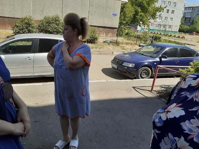Погорельцы омской пятиэтажки с ужасом ждут дождей #Новости #Общество #Омск