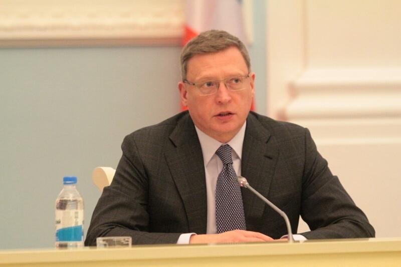 Омский губернатор пообещал жестко наказывать чиновников за отписки и волокиту #Омск #Общество #Сегодня