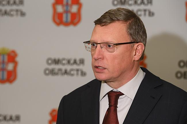 Бурков заверил, что крупные застройщики помогут обманутым дольщикам #Новости #Общество #Омск