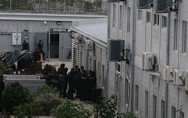 В Гондурасе во время тюремных беспорядков погибли пять человек
