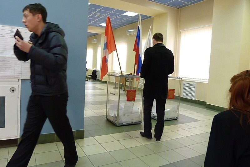 Выборы в Госдуму и омское Заксобрание будут идти 3 дня #Новости #Общество #Омск