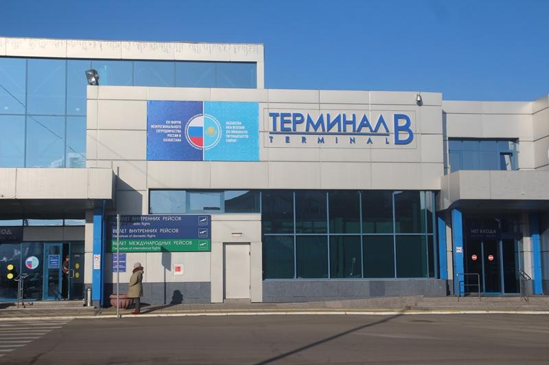 Для установки телетрапов в Омском аэропорту нужно 600 млн рублей #Новости #Общество #Омск