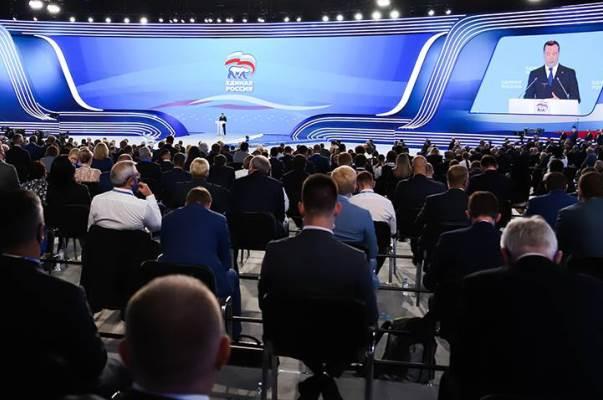 «Единая Россия» утвердила омских кандидатов в Госдуму #Новости #Общество #Омск