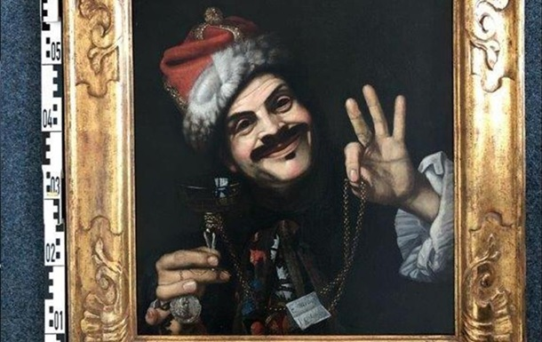 В Германии на мусорке нашли картины XVII века