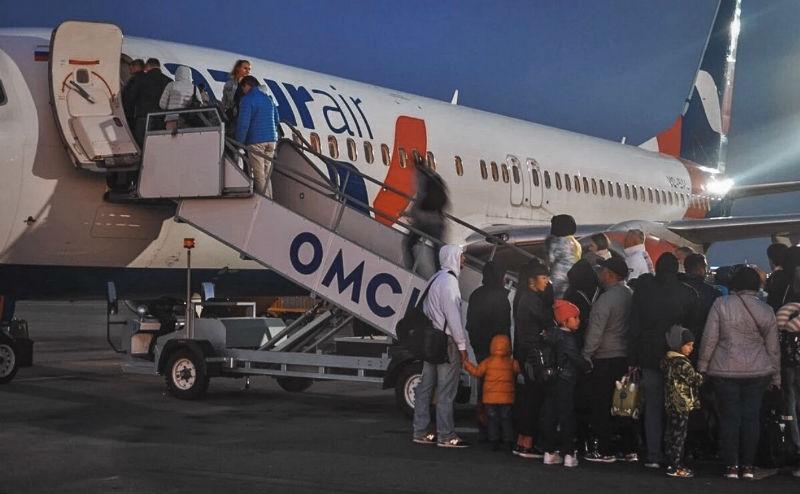 Когда в Турцию полетит первый самолет с омичами? #Омск #Общество #Сегодня