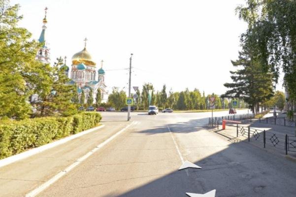 В Омске будут ремонтировать дорогу к облправительству #Омск #Общество #Сегодня