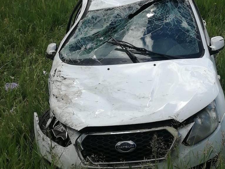 В аварии на севере Омской области пострадал младенец #Новости #Общество #Омск