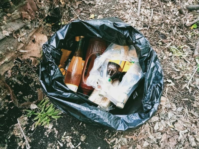 Из дома омички украли золото и сложили его в мусорные пакеты #Омск #Общество #Сегодня