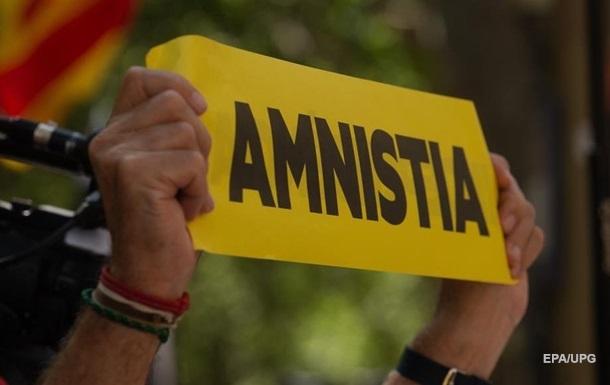 Испания помиловала осужденных каталонских политиков