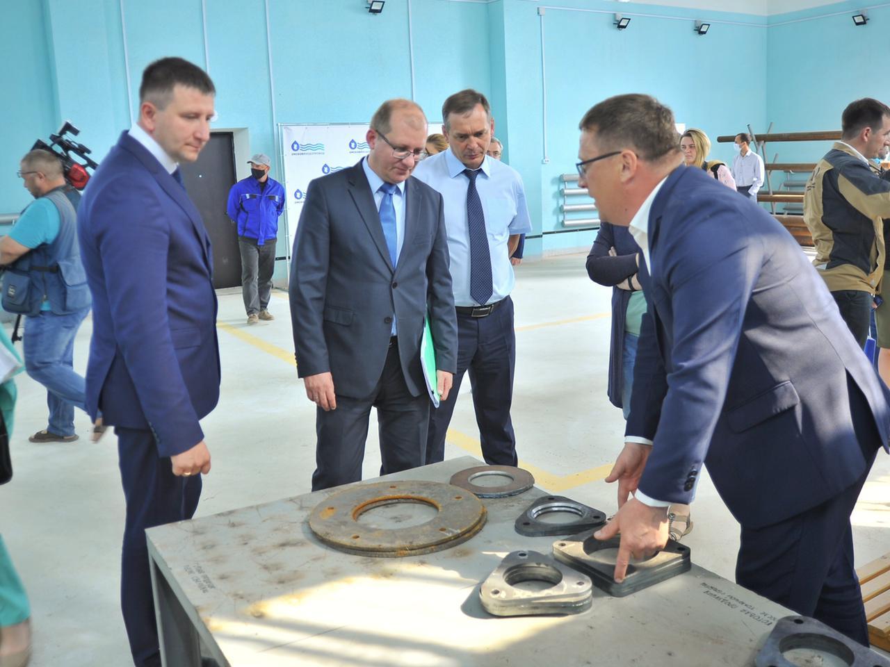 В «Омскоблводопроводе» сократили время устранения порывов трубы