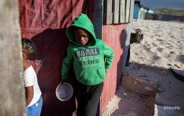 Острый голод накрыл четыре страны мира - ООН
