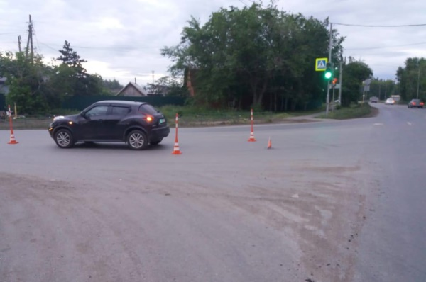Омичка на иномарке сбила подростка на окраине города #Омск #Общество #Сегодня