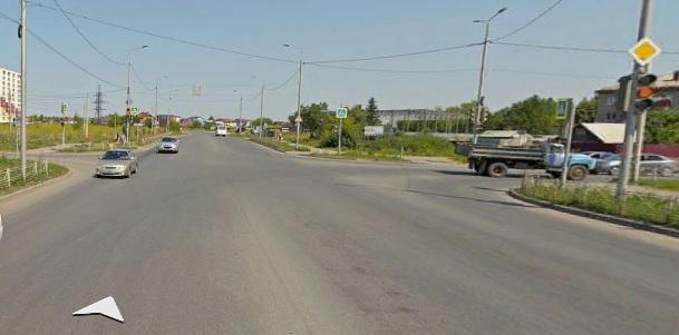 Жителей окраины Омска со второго раза избавили от пробок #Омск #Общество #Сегодня