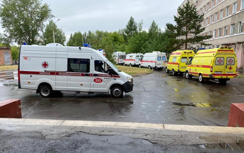 Со следующей недели МСЧ-4 станет ковидным госпиталем #Омск #Общество #Сегодня