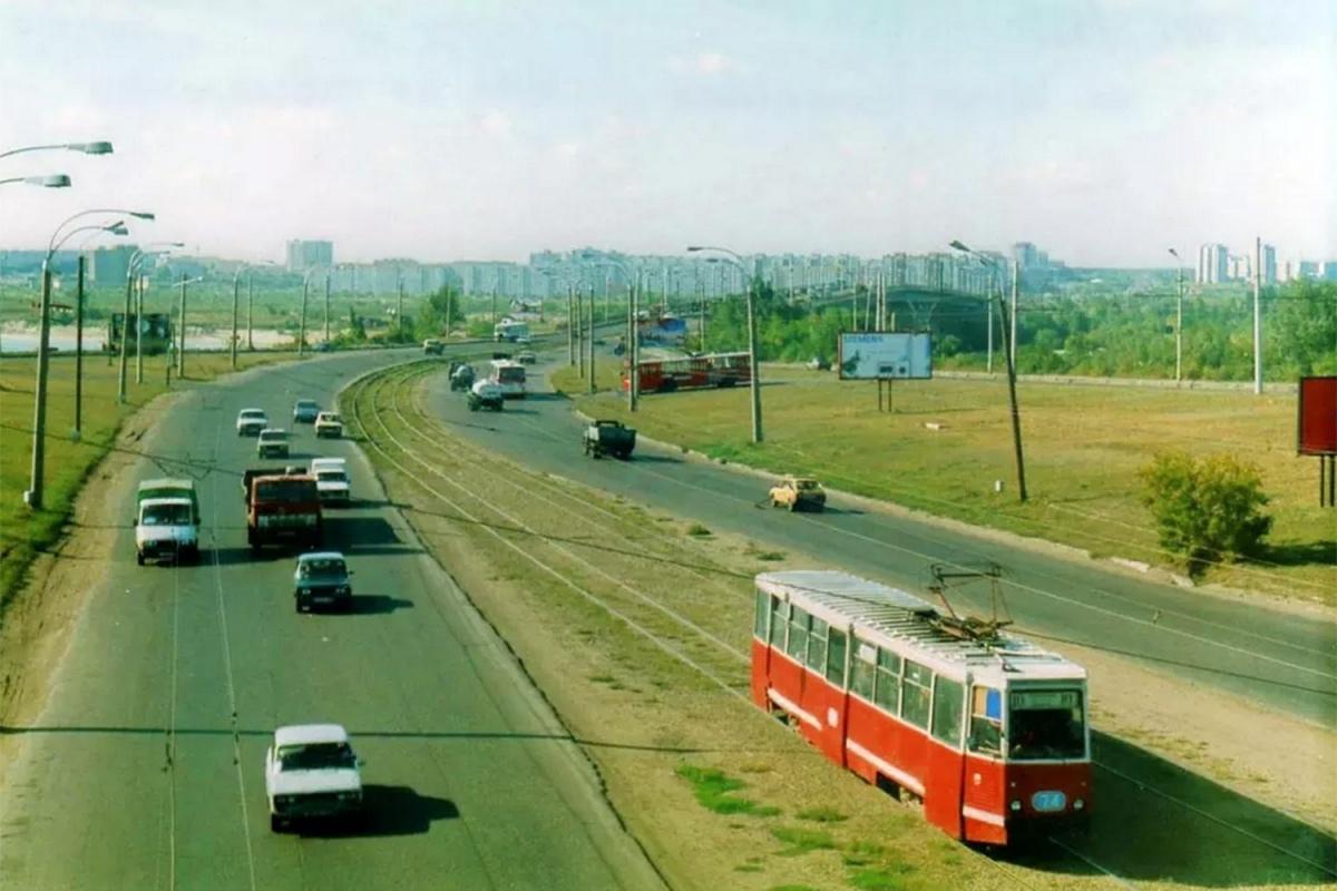 Фролов назвал условие возвращения трамваев на Левый берег Омска #Новости #Общество #Омск
