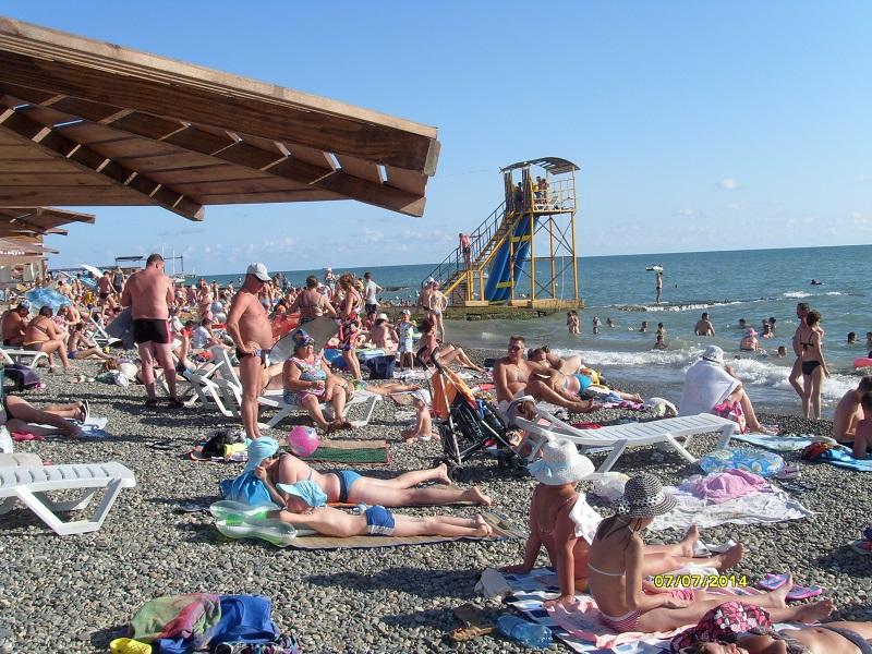 Россияне сдали 70 % путевок в Краснодарский край #Новости #Общество #Омск