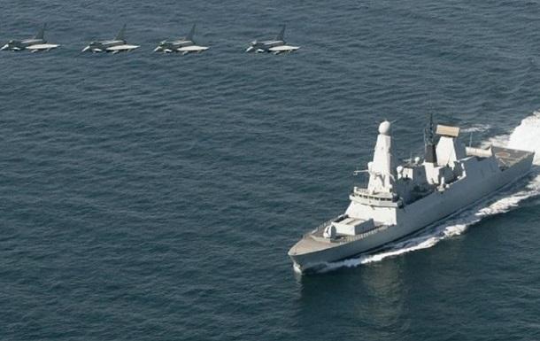 Просчет с РФ может привести к войне - начштаба обороны Британии