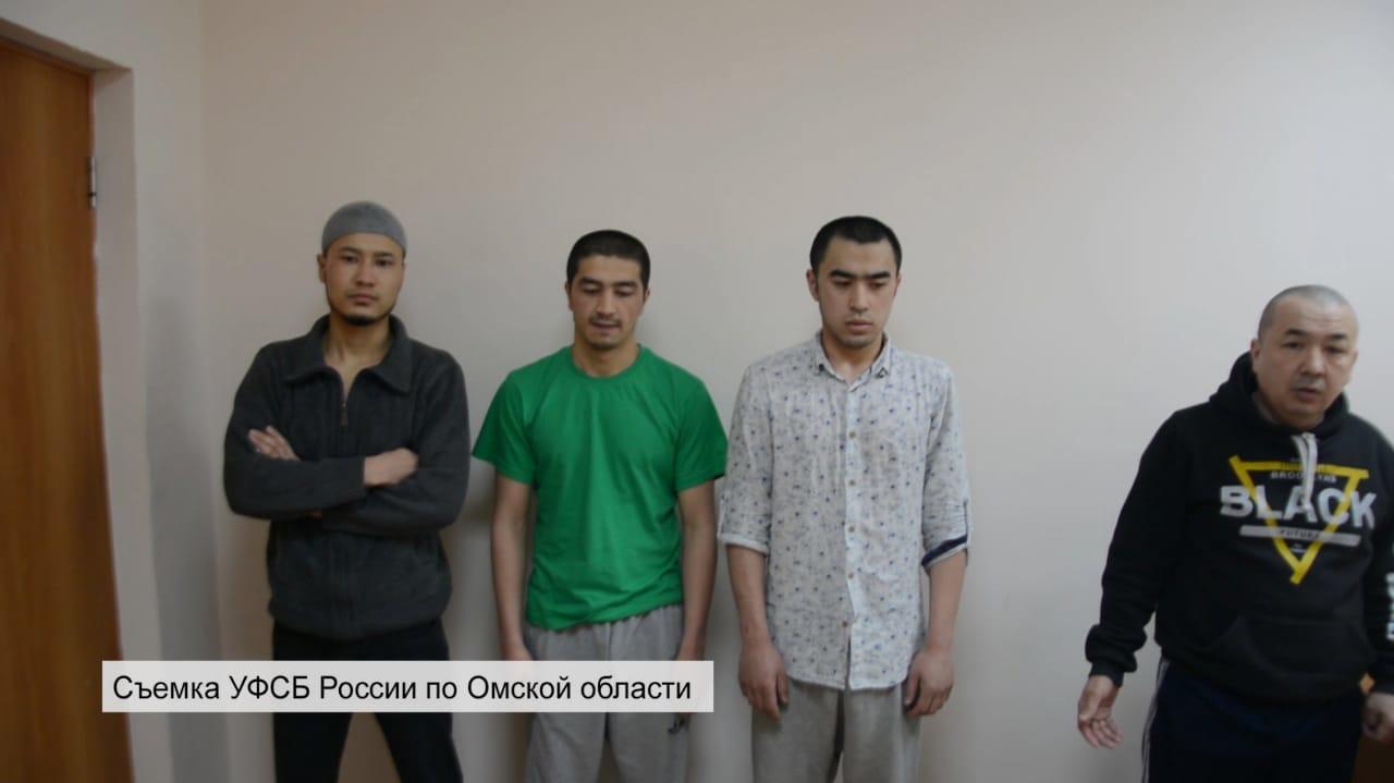Из Омской области выдворили иностранных экстремистов #Новости #Общество #Омск