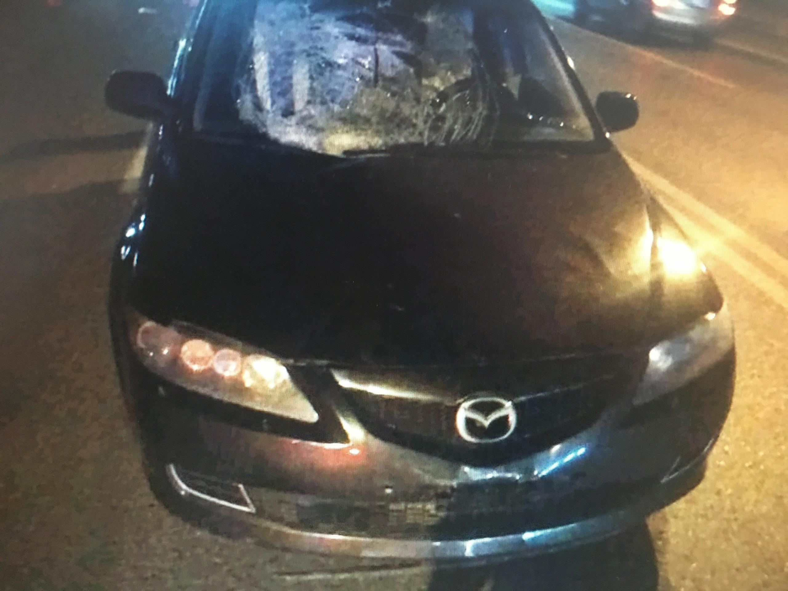 Пьяный водитель сбил пешехода в центре Омска #Омск #Общество #Сегодня