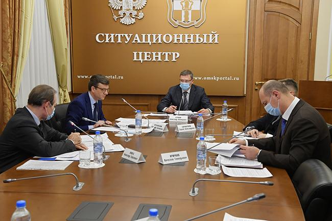 Бурков анонсировал новые ограничения в Омской области #Омск #Общество #Сегодня