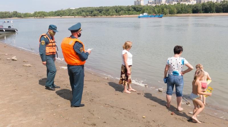 В Омской области проверят почти 1500 «диких» пляжей #Омск #Общество #Сегодня