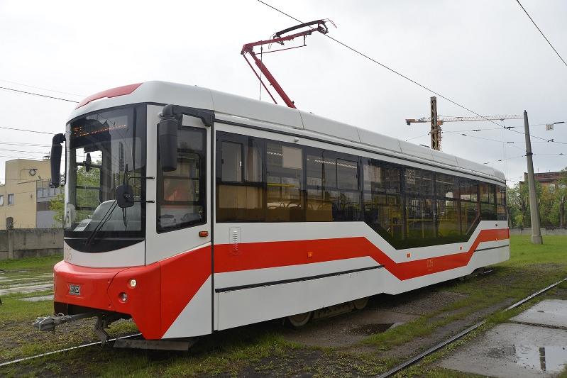 В Омске на 2,5 часа остановят работу трамваев #Омск #Общество #Сегодня
