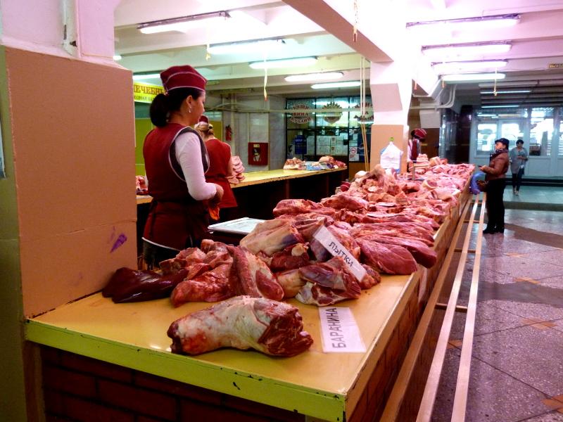 Мясо в Омской области продолжает дорожать #Омск #Общество #Сегодня