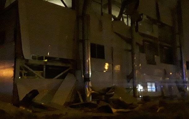 В Чехии произошел взрыв на заводе биотоплива, есть пострадавшие
