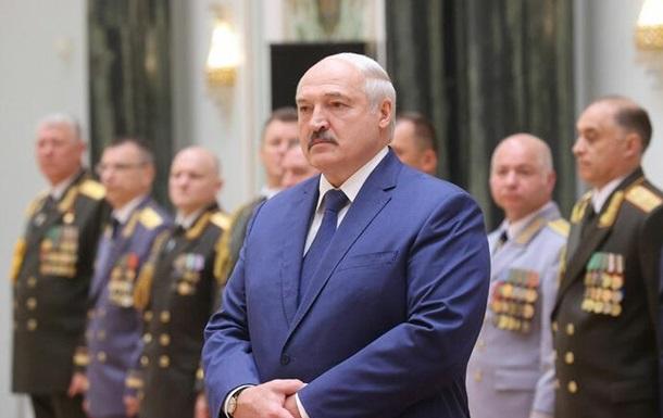 """Лукашенко заявил о """"начале террористической атаки на Беларусь"""""""
