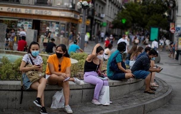 В Испании намерены вернуть комендантский час из-за всплеска COVID