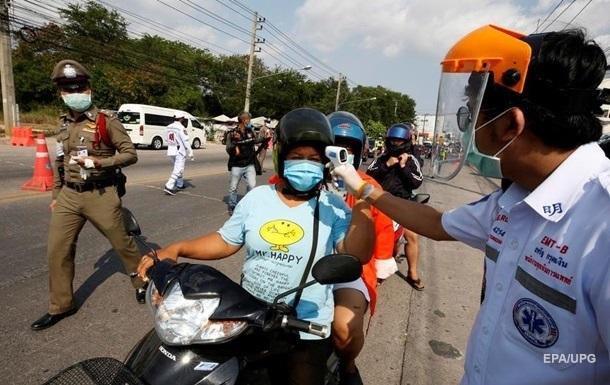 Украинцев в Таиланде предупредили о новых карантинных ограничениях