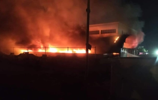 В Ираке произошел пожар в COVID-больнице, 40 погибших