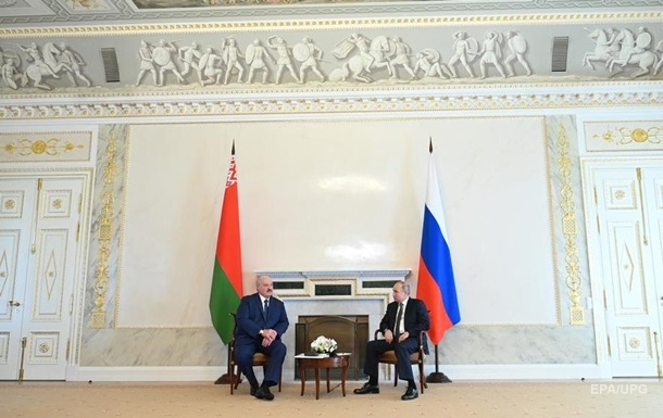 Путин обсудил с Лукашенко войска НАТО в Украине