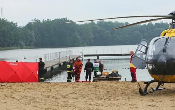 В Польше утонул двухлетний украинец, родителям грозит срок