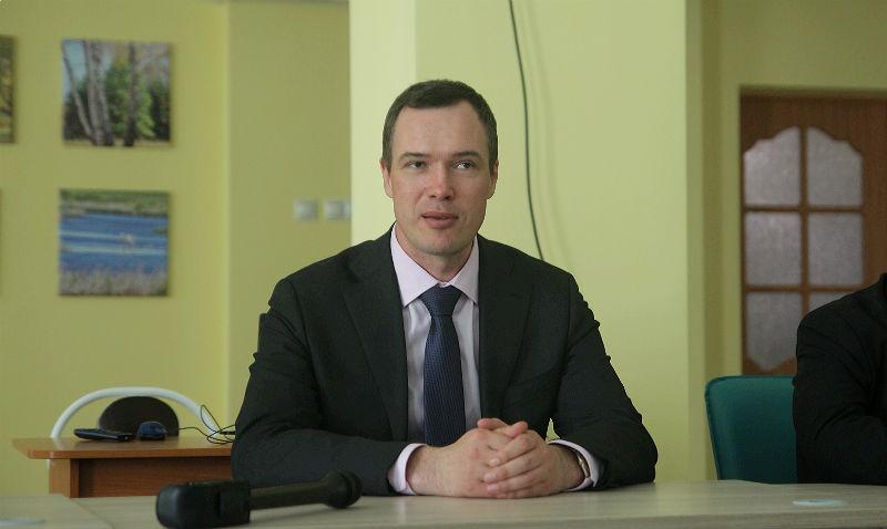 Илья ЛОБОВ: «Мы обойдемся без налога на воздух» #Омск #Общество #Сегодня