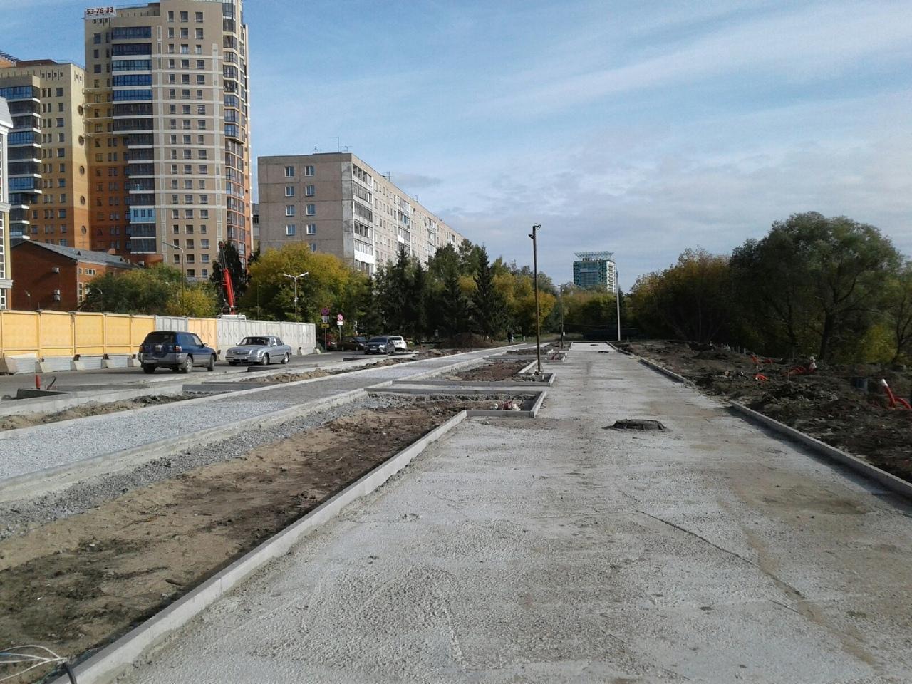 Стало известно, кто построит мини-магистраль в центре Омска