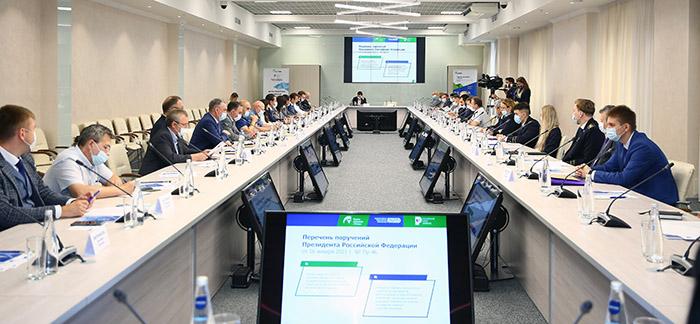 В Омске обсудили приоритеты малотоннажной химии