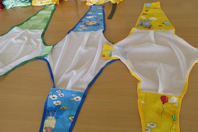 Омские заключенные начали шить товары для новорожденных #Новости #Общество #Омск