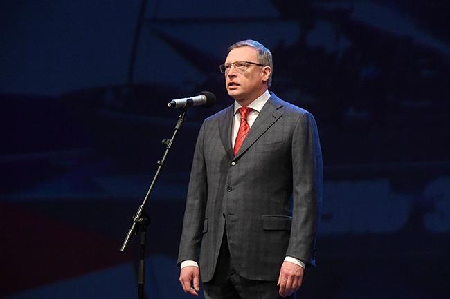 Бурков создал и возглавил оргкомитет по празднованию 200-летия Омской области #Омск #Общество #Сегодня