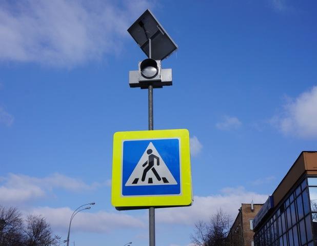 В Омске водитель сбил 11-летнего мальчика на пешеходном переходе #Омск #Общество #Сегодня